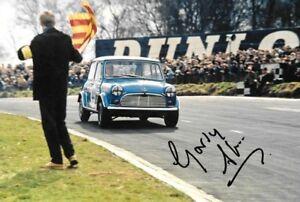 Gordon Spice Signed Austin Mini Cooper S Guards Trophy Brands
