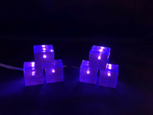 Transformers Light Up MP Scale Energon Cubes for Masterpiece and G1