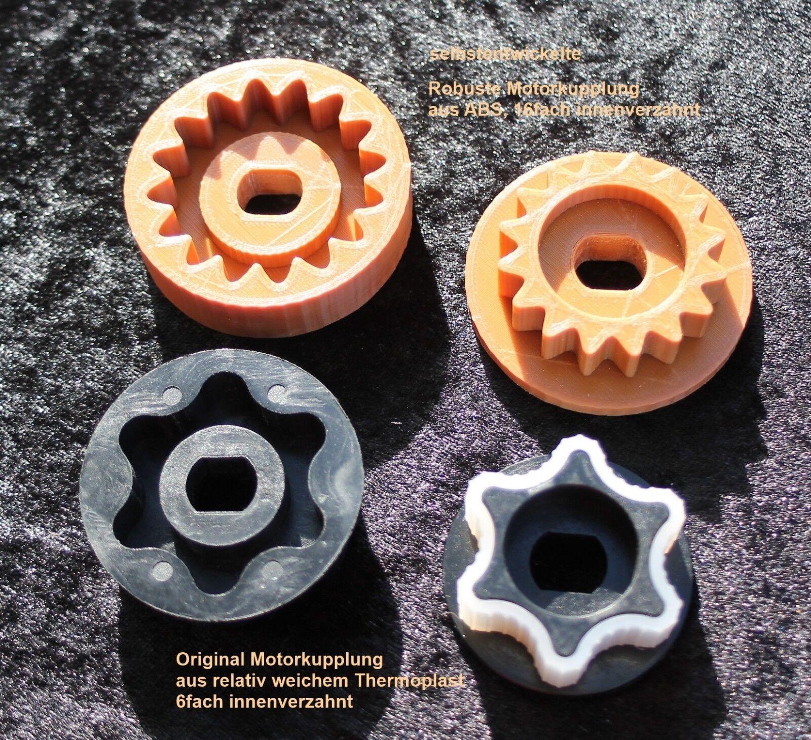 Ninebot Elite Motor-Kupplung (wichtig bei Fehler 45) (Set aus 2 - neue Version)