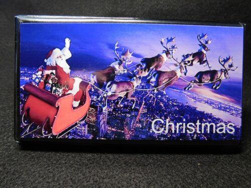 Christmas Elongated Pressed Penny Souvenir Album Book