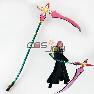 "Cosjoy Kingdom Hearts 79"" Marluxia Scythe Keyblade PVC Cosplay Prop -0018"