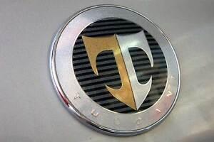 Hood Tailgate Emblem Badge for 2007 2008 Hyundai Tiburon Coupe