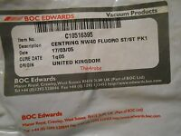 Boc Edwards Centring Nw40 Fluro St/st In Package
