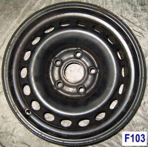 Seat-Altea-Skoda-Octavia-VW-Golf-5-6-Caddy-Stahlfelge-6J-x-15-Zoll-5-Loch-ET47
