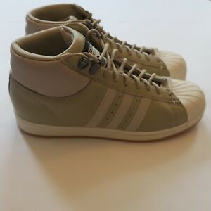 Soze 5 Nouvelle Adidas Pro 10 Tan Sneakers marque modèle gb6mIf7yvY