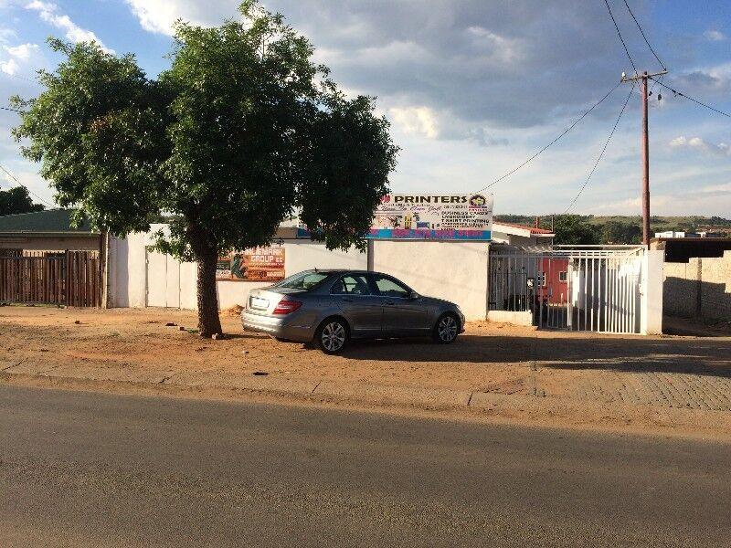7 BEDROOM HOUSE FOR RENT Pretoria West