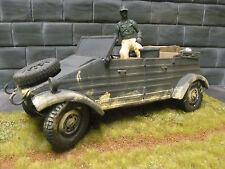 Standmodell Kübelwagen Bausatz RC Modellbau 1:16 Heng long Modellbau