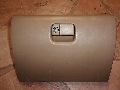 99-05 Mazda Miata NB Glove Box Latch Handle Pull Release 1999-2005 Tan OEM