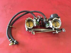 D36 Ducati 748 916 996 Einspritzung injectior Drosselklappe