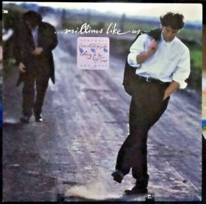 MILLIONS LIKE US Self-Titled Album Released 1987 Vinyl Collection USA