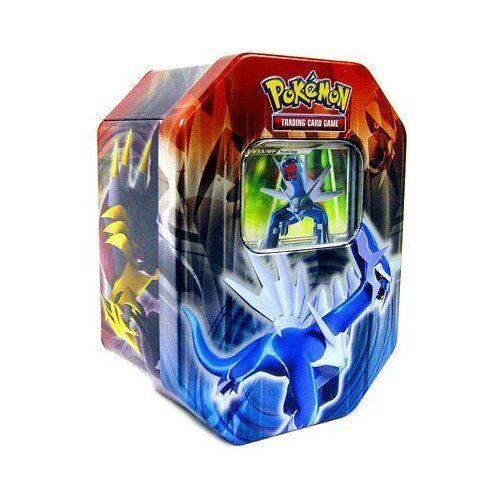 Pokemon Platinum 2009 Spring Collector Tin - Dialga X