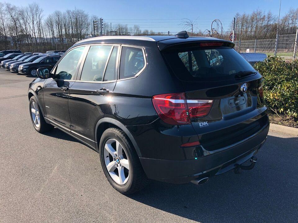 BMW X3 2,0 xDrive20d aut. Van Diesel aut. Automatgear