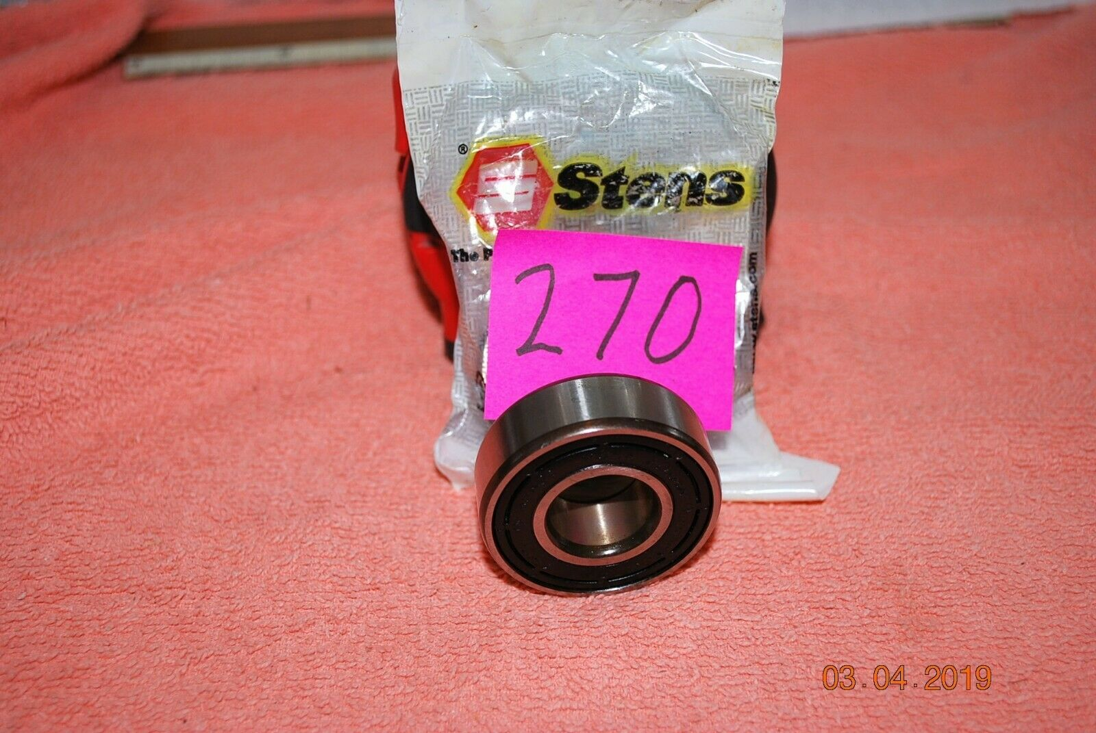 Stens 230-029 Replacement Spindle Bearing