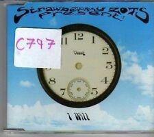 (CJ917) The Strawberry Zots, I Will - 1993 CD