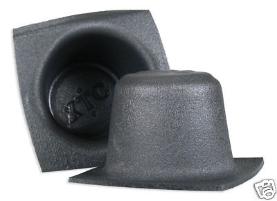"pair VXT65 XTC 6.5/"" Round Foam Speaker Baffle"