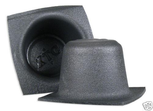 "VXT60 deep baffle fits large frame 6 1//2/""  1pr XTC  6-1//2/""  Foam Speaker Baffle"