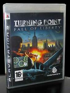 TURNING-POINT-FALL-OF-LIBERTY-GIOCO-NUOVO-PER-SONY-PS3-EDIZIONE-ITALIANA-PG276