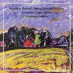 Bruhns-Leyding-Complete-Organ-Works-SACD-NEUF