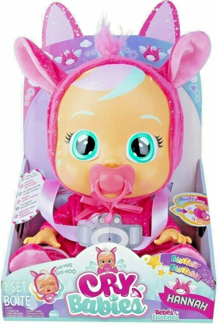 Toy Cry Babies Magic Tears Fancy/'s Vehicle Playset Fast Shipping Gift