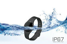 PORTRONICS YOGG X FITNESS WATCH/BAND-ACTIVITY TRACKER+CALORIE-BT-WATER PROOF