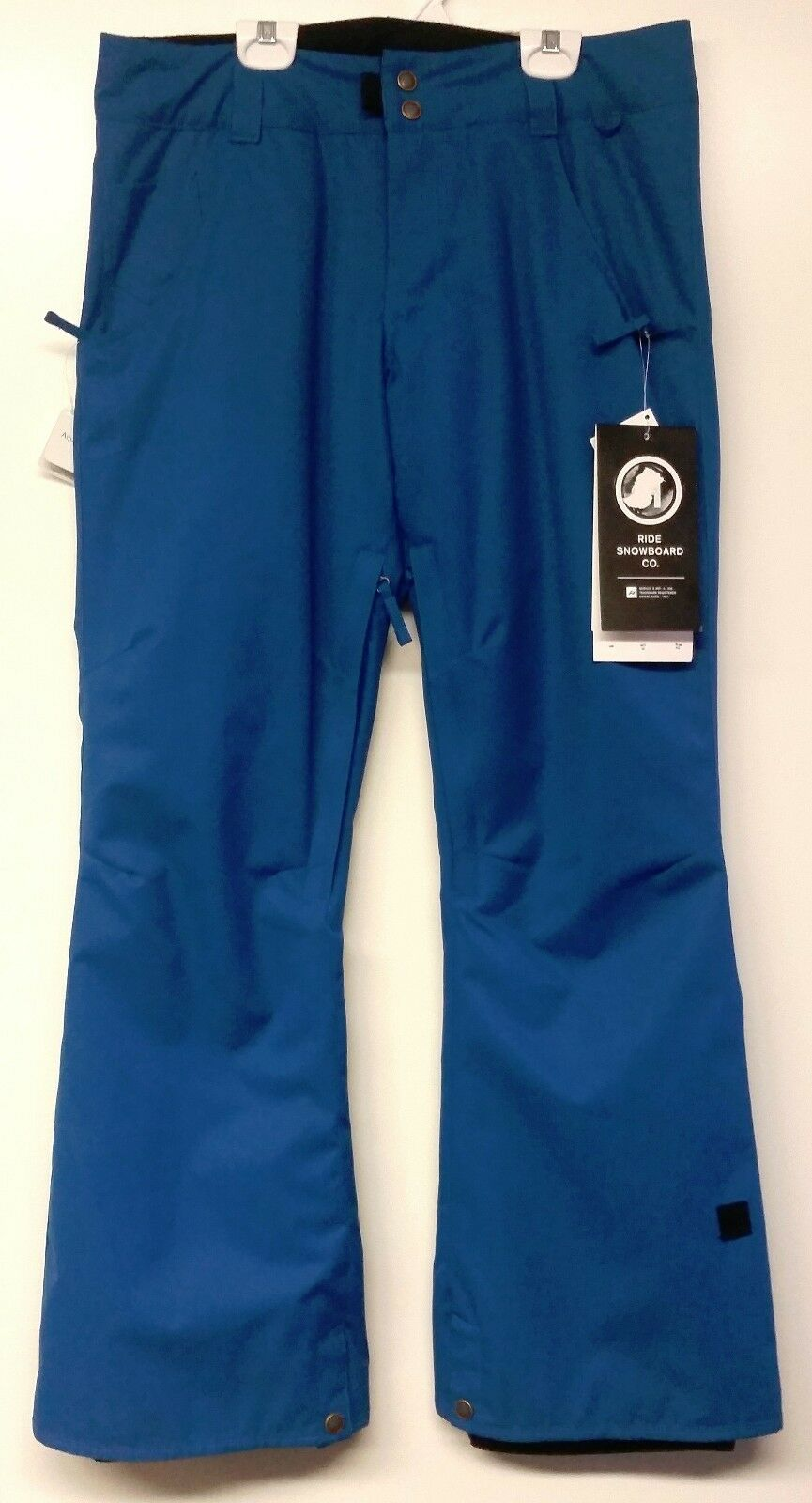 RIDE Women's EASTLAKE Snow Pants -  Royal bluee - Medium - NWT  all goods are specials