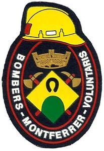 BOMBEROS-DE-MONTFERRER-FIRE-AND-RESCUE-DEPT-POMPIERS-CATALUNYA-REGION-EB00304