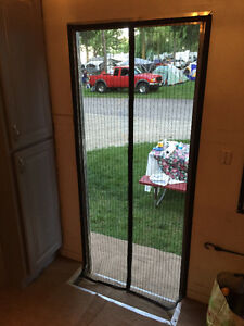 34 5 X 76 Screen For Side Door On Enclosed Trailer Rv Ebay