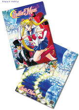 GE Animation Sailor Moon: GE89084 Sailor Moon and Tuxedo Kamen File Folder