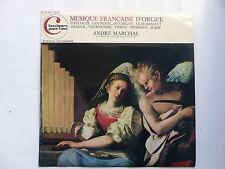 Musique francaise d orgue TITELOUZE COUPERIN .. ANDRE MARCHAL 2C045 12015
