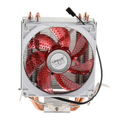 25 LED 75W CPU Cooling Fan Computer Cooler Cooling Fan Replacement for Intel AMD
