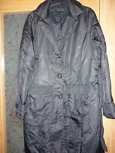 REBAJAS-b-younq-precioso-abrigo-gabardina-mujer-l-XL-44-46-coat-tipo-plumifero