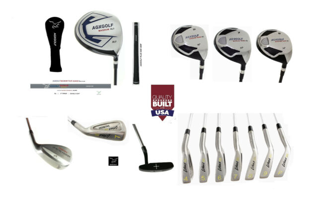 most popular used golf clubs