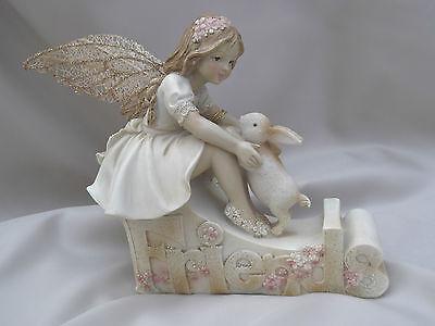 Sentimental Juliana Collection  Fairy Figurine FRIENDS  Fairies Ornament 60500