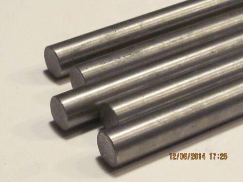 "Bar Round CRS   1144    1 Pc  24/"" Long 20 MM  Steel Rod CLOSE TOLERANCE"