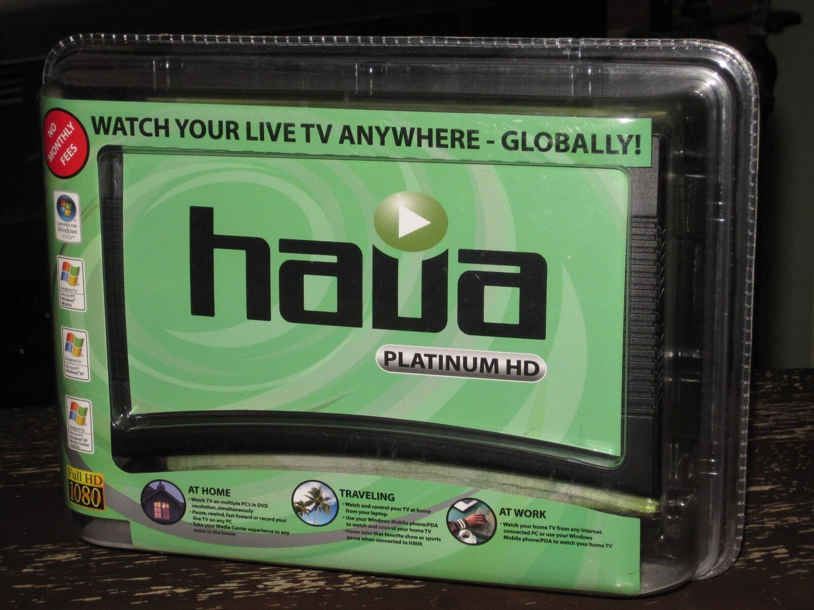 s-l1600 HAVA PLATINUM HD NO FEE MEDIA STREAMING PLAYER -- NEW IN BOX -- FREE SHIPPING!!!
