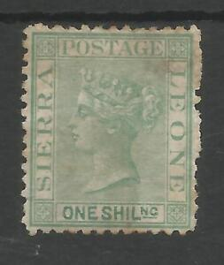 SIERRA-LEONE-SG10-THE-1872-3-QV-1-GREEN-P-12-5-WAT-SIDEWAYS-MOUNTED-MINT-C-500