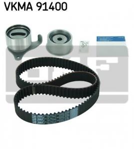 Conjunto de correa dentada para riementrieb SKF vkma 91400