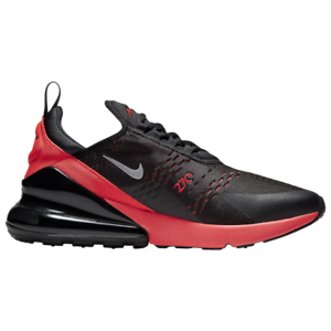 Details about Nike Air Max 270 Black/Bright Crimson Mens 2020 Running All  NEW