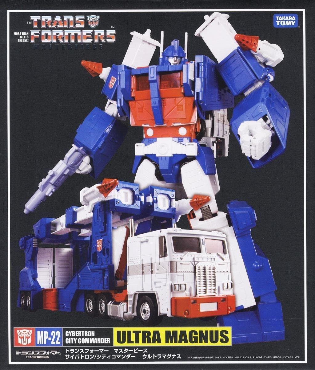 Transformers Masterpiece MP-22 Ultra Magnus Takara Japan (100% authentic)