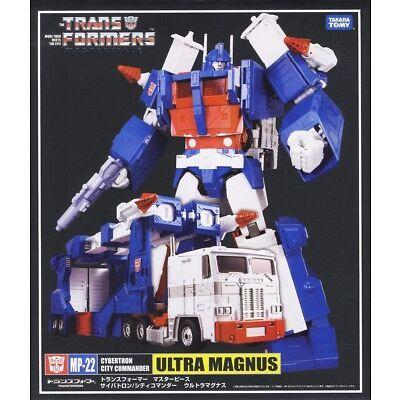 Transformers Masterpiece MP-22 Ultra Magnus Takara Japan MISB U.S. seller