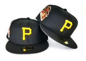 New Era MLB Black Pittsburgh Pirate 59Fifty 1959 All Star Game ... 28f76c303f6
