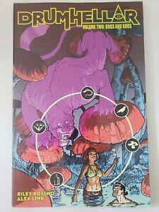 DRUMHELLAR-Volume-2-DOGS-AND-GODS-TPB-IMAGE-SHADOWLINE-COMICS-BRAND-NEW-UNREAD