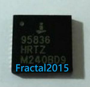 INTERSIL isl95836hrtz 95836 hrtz 40tqfn IC puce