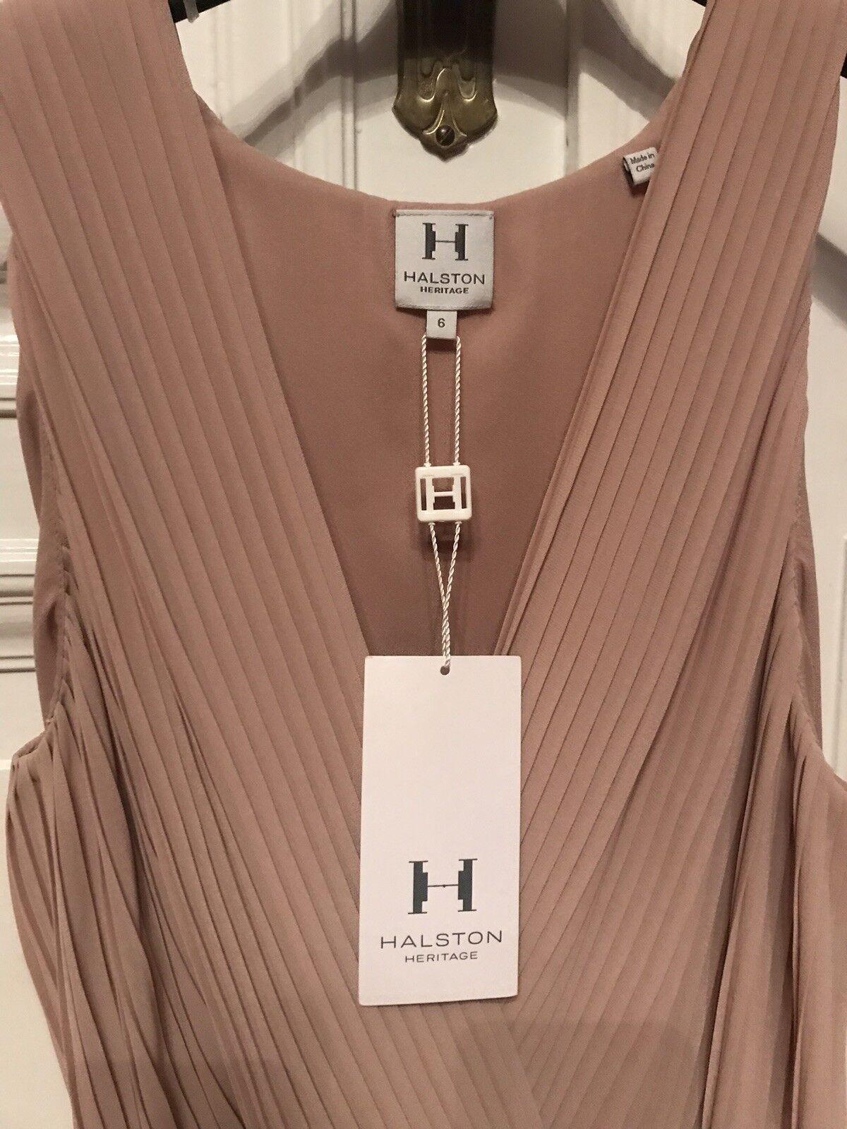 Halston Heritage Kleid Neu Neu Neu Grösse 36 8ce80c