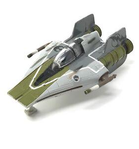Star-Wars-Micro-Machines-Action-Fleet-RZ-1-A-Wing-Interceptor-Green-A-Wing-Rebel