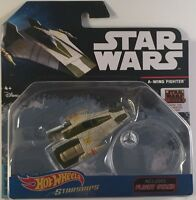 Hot Wheels - A-wing Fighter Star Wars Starships A Case