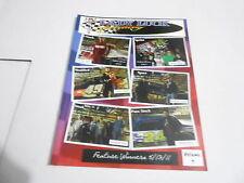 #MISC-2911 vintage car racing program - 2011 LADY LUCK SPEEDWAY YEARBOOK