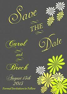 image is loading wedding save the date invitations save the date