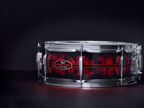 "Pearl Igniter 14/""x5/"" Snare Drum"
