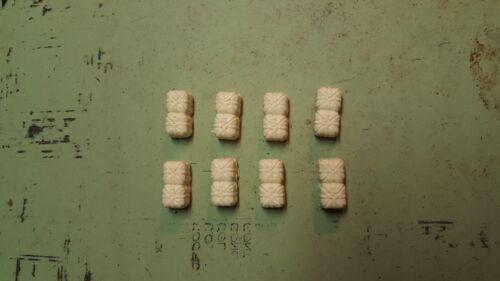 1//24-1//25 Resin Double Parachute Lot Parts//Restore